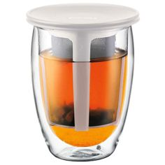TEA FOR ONE DW Glass + sil, Bodum