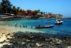 Day 224: Harbour, Ile de Goree, Dakar (Senegal)
