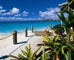Galley Bay, Antigua: Put away your wallet, kick off your shoes, and settle in for castaway-style living with a luxurious twist. Robinson Crusoe never had it so good. www.hideaways.com/galleybay