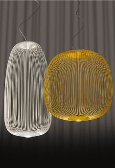 SPOKES by Vicente Garcia Jimenez for Foscarini