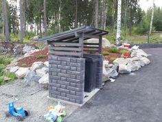 Talo Lintulaan: Kuvapäivitys pihasta