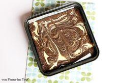 Penne im Topf: Cheesecake - Brownies zum Super Bowl 2014!
