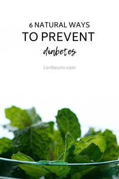 Here you'll find 6 natural ways to prevent diabetes using proven wellness strategies including real food, movement, and stress management.    #diabetes #wellness #health Healthy Tips, Healthy Habits, Health And Wellbeing, Women's Health, Ways To Be Happier, Prevent Diabetes, Holistic Wellness, Be Natural, Health Matters