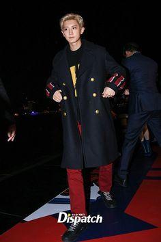 Kyung Hee, Tommy Hilfiger Fashion, Tommy Boy, Kim Junmyeon, Kris Wu, Asian Actors, Park Chanyeol, Kyungsoo, Korean Drama