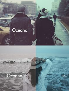 Oceana - Photoshop Action. Actions. $2.00