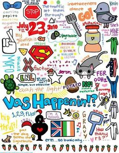 Repin or like if you know what all these mean :)