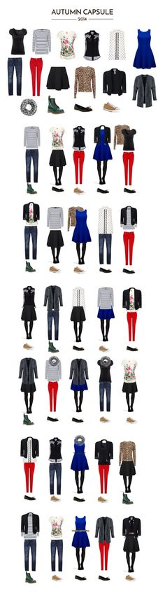 fall-2014-capsule-outfits