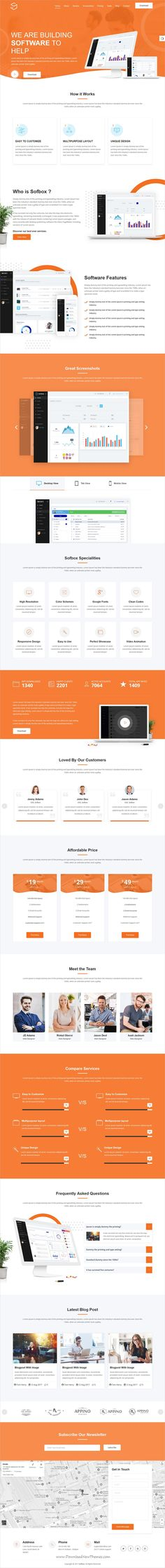 451 Best Homepage Design Images In 2019 Homepage Design