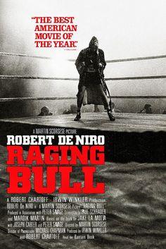 Toro salvaje - Raging Bull (1980) | La gran obra cinematográfica sobre el fracaso...