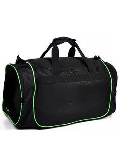 MIER Men Gym Bag with Shoes Compartment Sports Duffel Bag caf1879f9809d