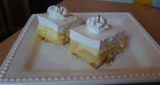 Almás habos sütemény - Süss Velem Receptek Ale, Cheesecake, Food, Candy, Cheesecake Cake, Ale Beer, Ales, Cheesecakes, Hoods