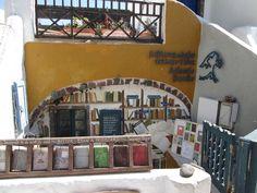 Atlantis Books / salt and sand