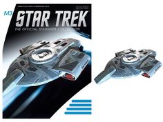 Star Trek Official Starships Collection Magazine with Model Star Trek Collectibles, Magazine, Stars, Model, Collection, Scale Model, Magazines, Sterne