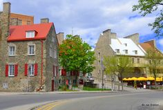 Quartier Petit Champlain