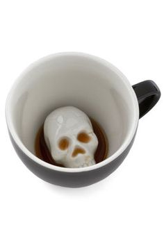 Will's Presentation Skulls Mug. Another great cup for the evening.