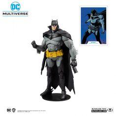 Mattel Justice League Unlimited Play Case avec Batman figure new old stock Comic book