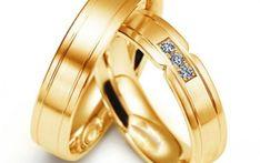 Verighete aur galben MDV995 Aur, 50 Euro, Bangles, Bracelets, Wedding Rings, Engagement Rings, Jewelry, Model, Crystal
