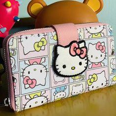 66b2fddfb Hello Kitty Comic Friends Wallet x Loungefly - Lulabites Hello Kitty Purse,  Cat Purse,