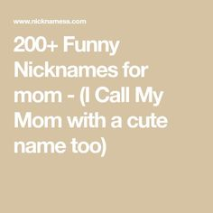 19 Best Funny nicknames images   Christmas crafts ...