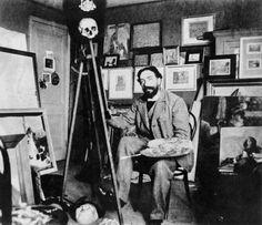 James Sydney Ensor (Belgium 13 Apr 1860 – 19 Nov 1949)