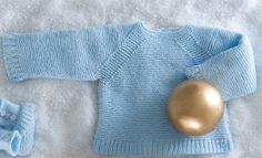 Revista especial Peques 5 Otoño / Invierno | 40: Bebé Jersey | Celeste claro