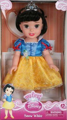 Disney Princess My First Toddler Doll | Walmart.ca
