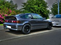 Honda Crx, Euro, Random, Ideas, Motorbikes, Cars, Black People, Thoughts