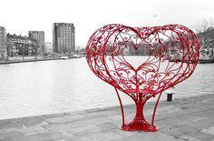 Lock of Love Rotterdam