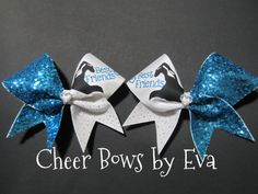 Best Friends Cheer Bows *NEW-best friend cheer bows