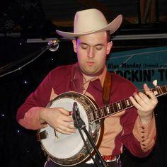 Matt on banjo.  Wheels Fargo and the Nightingale hillbilly band ☆