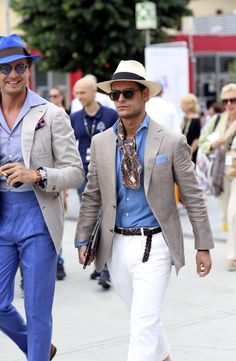 Street Style at Florence's Pitti Uomo Menswear, men's fashion and style