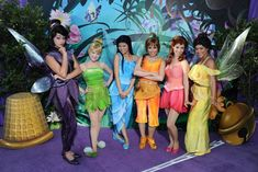 60 Tinkerbell And Friends Costumes Images Tinkerbell And Friends Tinkerbell Friend Costumes