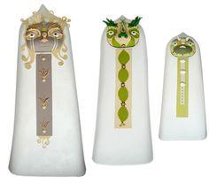 Meredith Dittmar Freestanding Sculptures