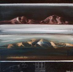 jason hicks artist - Google Search Composition Art, Nz Art, Maori Art, Landscape Paintings, Landscapes, Artist Painting, Great Artists, Printmaking, Surrealism