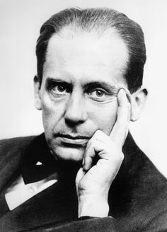 Walter Adolph Georg Gropius (18 May 1883 – 5 July 1969) was a German architect and founder of the Bauhaus School, who, along with Ludwig Mies van der Rohe, Le Corbusier and Frank Lloyd Wright, is widely regarded as one of the pioneering masters of modern architecture. Gropius's was appointed master of the Grand-Ducal Saxon School of Arts and Crafts in Weimar in 1919. It was this academy which Gropius transformed into the world famous Bauhaus.