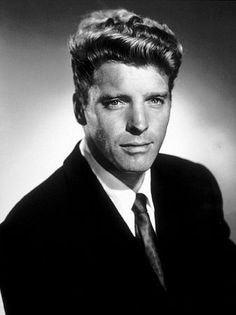 Burt Lancaster. My second all time favorite male old Hollywood actor. He was incredibly talented and ridiculously sexy! <3