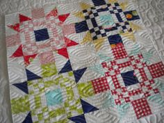 More Mini Quilts