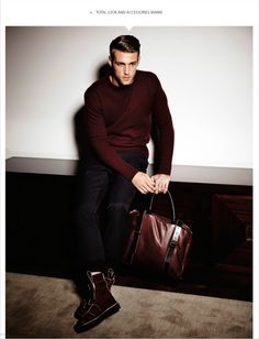heath hutchins | Heath Hutchins Hits the City in Style for HE MAN image heath hutchins ...