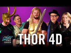 Thor: Ragnarok 4D w/ the 'Thor' Cast