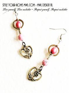Earrings MwL design nL