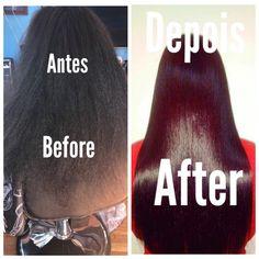 Brazilian keratin straight! #hair #braziliankeratin #haircare #blackhair #straightening #hairservices #hairsalon #professionals #pelluquero #cabello Brazilian Keratin, Straight Hair, Black Hair, Hair Care, Hair Black Hair, Hair Care Tips, Hair Makeup, Style Hair, Hair Treatments