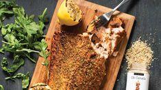 Oh Canada Celebration Salmon 5 Ingredient Dinners, 5 Ingredient Recipes, Quick Dinner Recipes, Snack Recipes, Easy Recipes, Snacks, Epicure Recipes, Seafood Recipes, Canada Celebrations