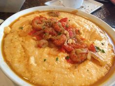 Crawfish and Grits | A photo of The Southern | Added by @Caitlin Greenwood