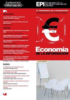 Economía de la información, vol. 22, núm. 4, 2013.