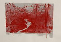 de la serie explosiones , exposicion abstracciones y memorias, galeria de la oficina | Ivan Hurtado Arte