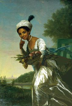 Dido Elizabeth Belle was born into slavery as the natural daughter of Maria Belle, an enslaved African woman in the West Indies, and Sir John Lindsay, a British career naval officer who was stationed there. African History, African Art, Black History, Art History, Arte Black, African Diaspora, African American History, Oil On Canvas, Art Photography