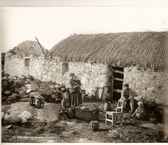In 1879 alone over 1,200 Irish people were evicted from their land and left to starve. They had very little land and were unable to grow enough crops to feed themselves and pay the ren. Charles Stuart Parnell, Irish Land League, Evictions in Ireland