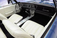 '66 Impala SS 427  interior
