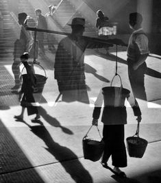 """mastersofphotography: Hong Kong Inspired Photography Series by Fan Ho 何藩 Self-taught, renowned Asian photographer, Fan Ho's photography series, """"Hong Kong Memoirs,"""" introduces a series of. Fan Ho, Reflection Photography, Photography Series, Artistic Photography, Photography Ideas, Black White Photos, Black And White Photography, Hong Kong, Michael Wolf"""