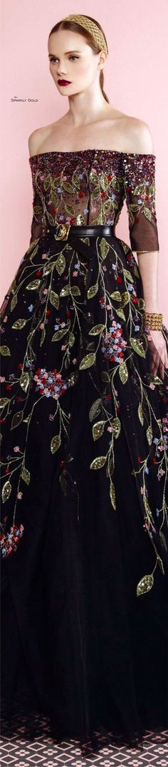 Georges Hobeika Fall 2016 RTW